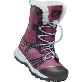 Keen Terradora Winter WP Zapatillas Niños, winestasting/tulipwood